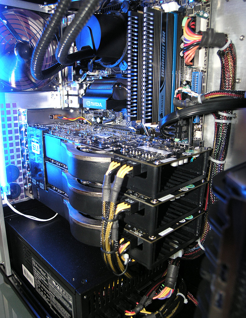 NVIDIA 3-Way SLI Performance Preview