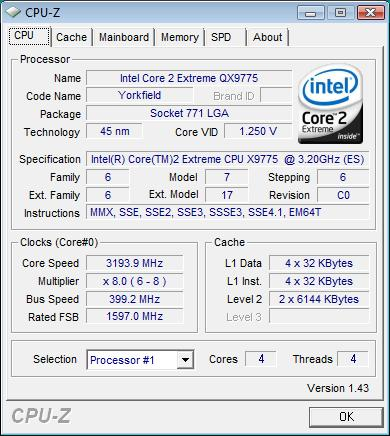 Intel Skulltrail Unleashed: Core 2 Extreme QX9775 x 2