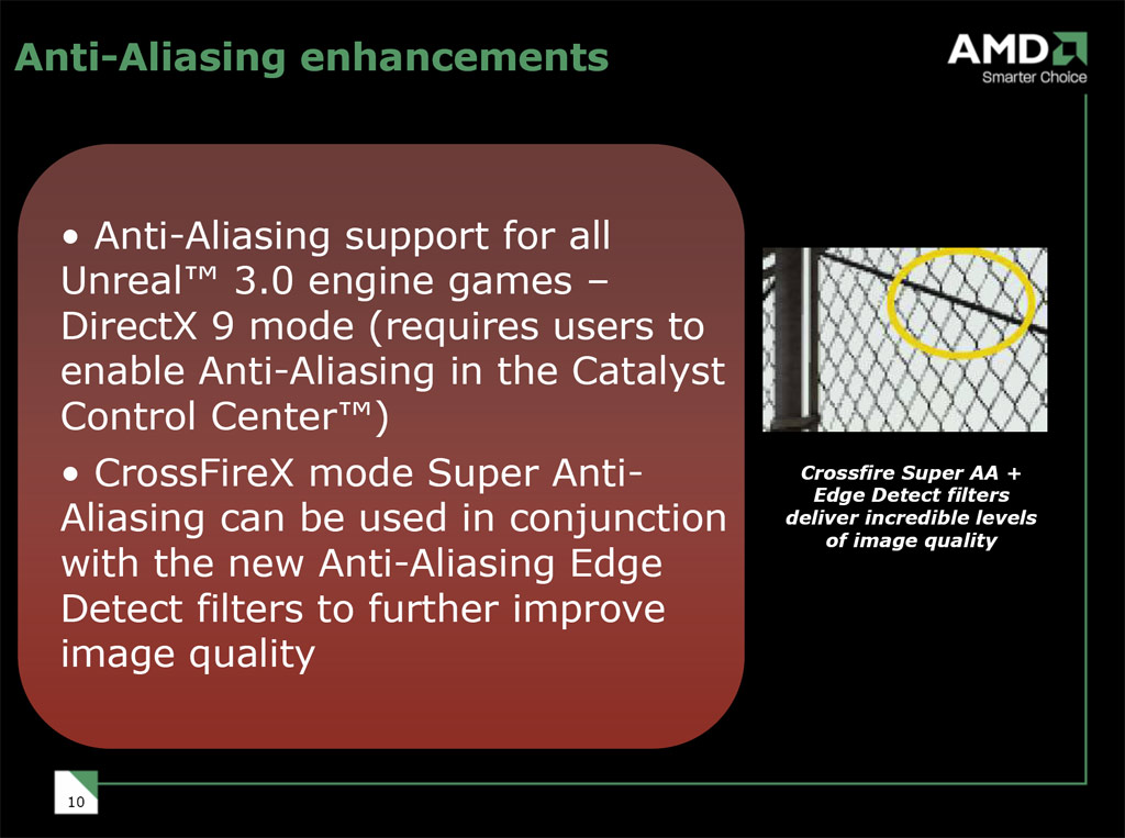 ATI Catalyst 8.3 Sneak Peek: CrossFireX and More