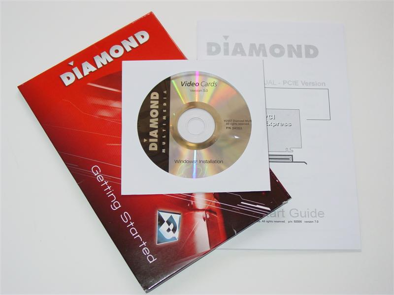 Diamond Viper Radeon HD 3850 512MB Ruby Edition