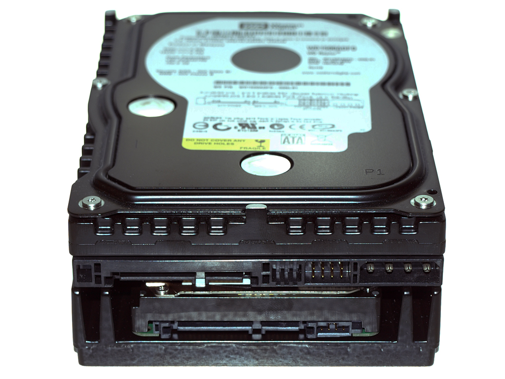 Western Digital Velociraptor 300GB SATA HD