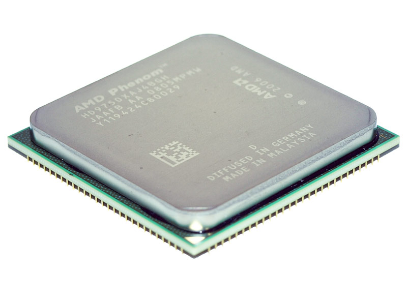 AMD Phenom X3 8750 Tri-Core Processor