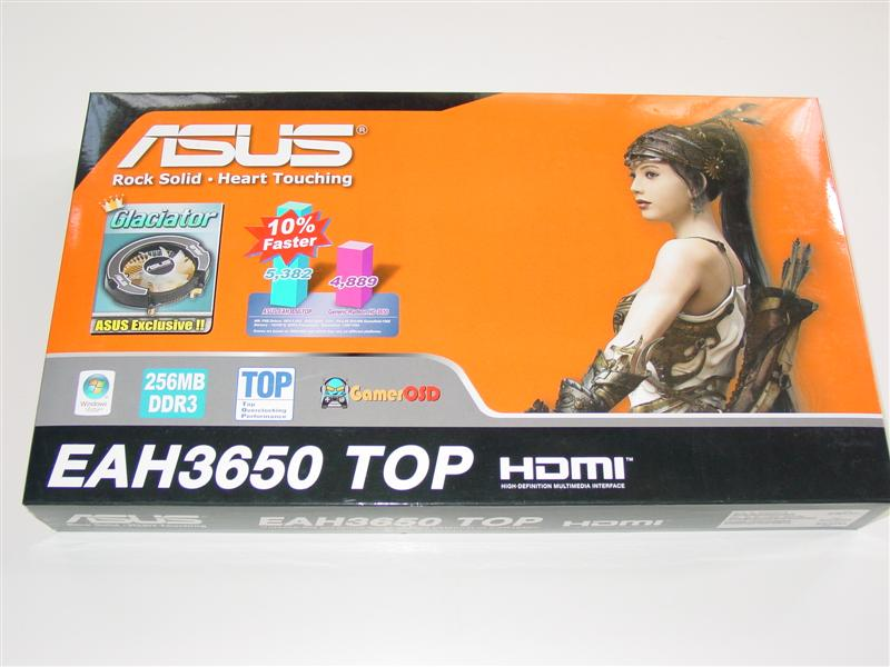 Radeon HD 3650 Showdown - ASUS vs. HIS