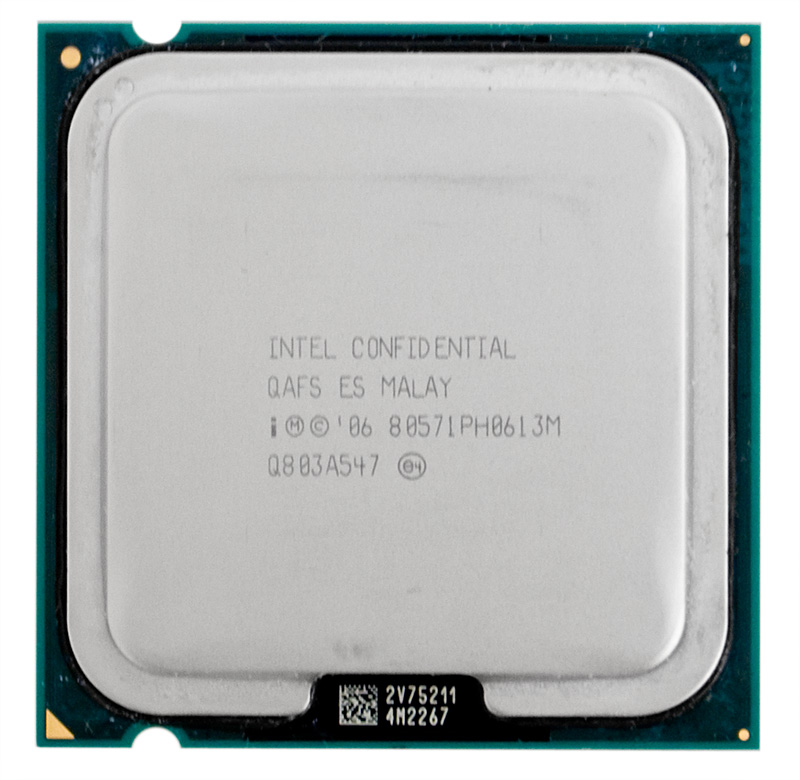 Intel Core 2 Duo E7200, Eco-Friendly Performance
