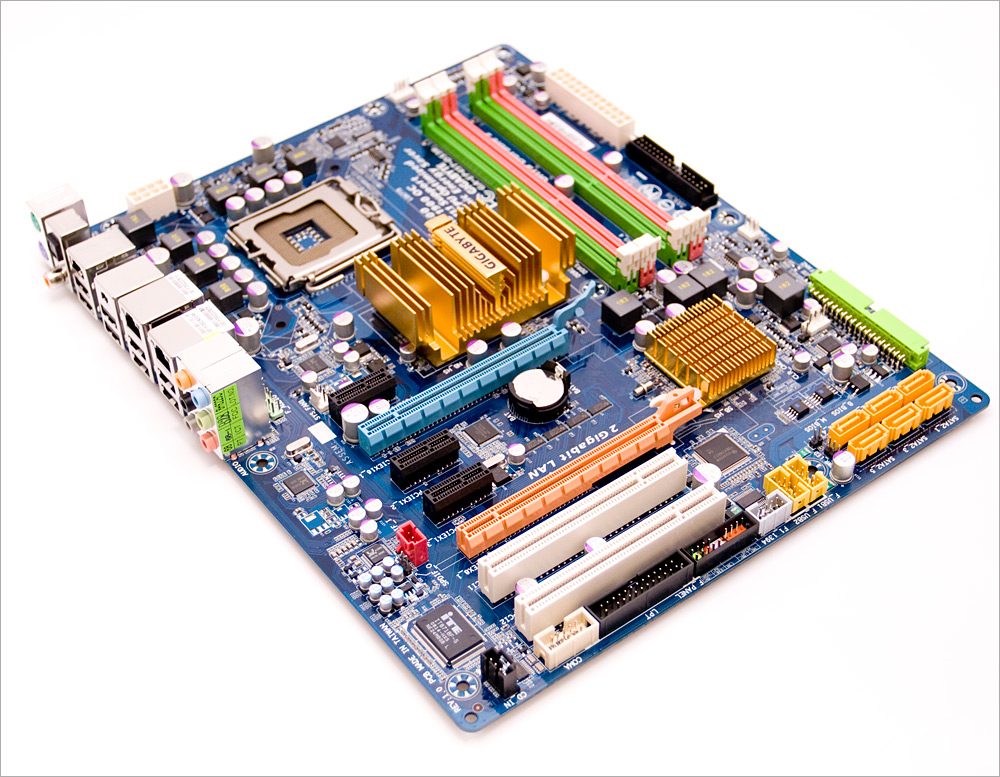 Four-Way Gigabyte P45 Motherboard Round-Up