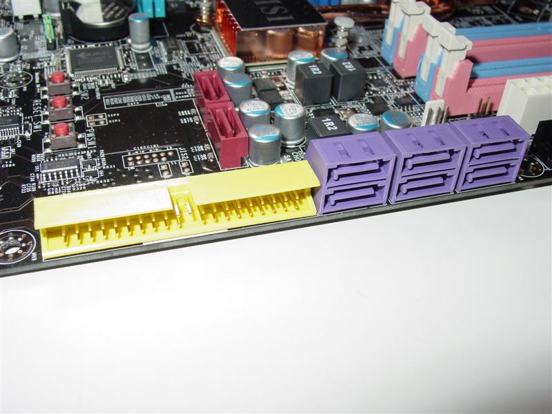 MSI P45 Platinum and Diamond Motherboards