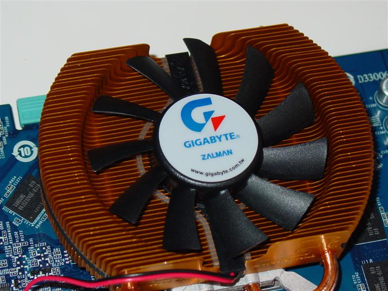 Gigabyte and Palit GeForce 9800 GT Face Off