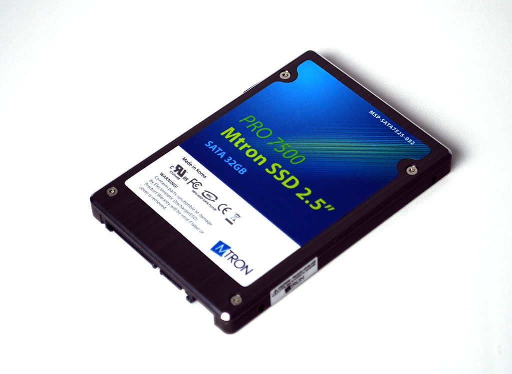 Four-Way SSD Round-Up, OCZ, Super Talent, Mtron