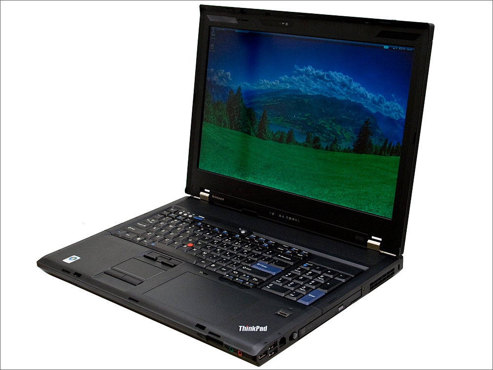 Lenovo Thinkpad W700 Mobile Workstation