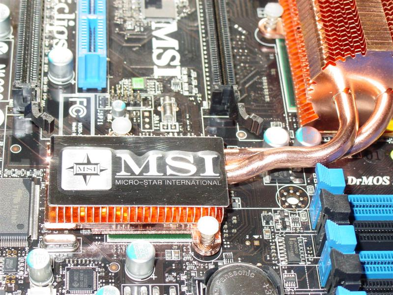 X58 Showdown: ASUS Rampage II vs. MSI Eclipse