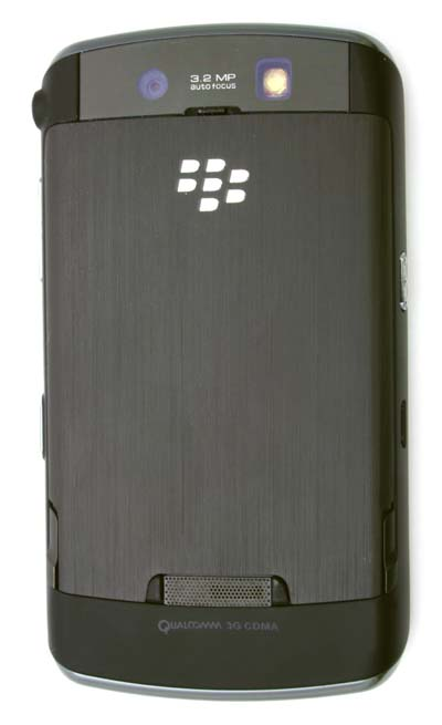 BlackBerry Storm 9530, Tested and Burned In