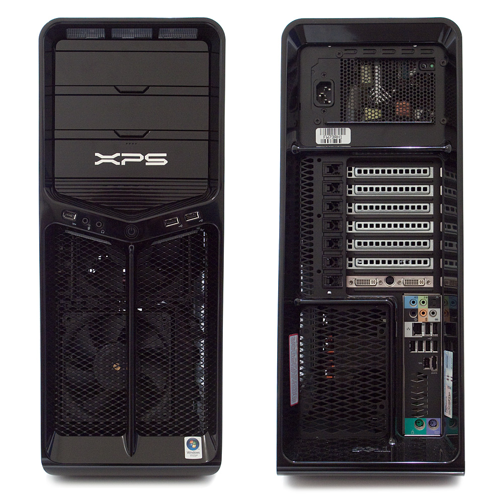 Dell XPS 625 Phenom II Gaming System