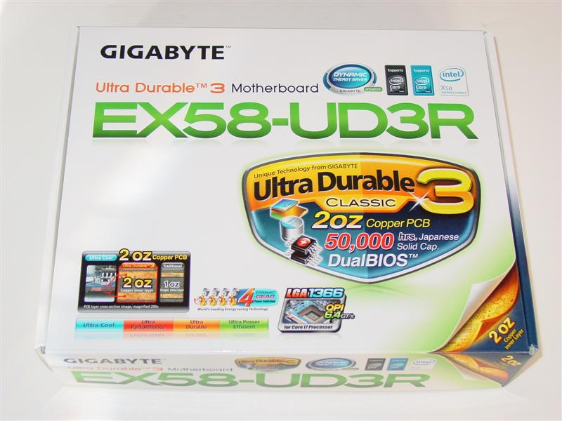 X58 for the Masses: Gigabyte's EX58-UD3R & EX58-UD4P