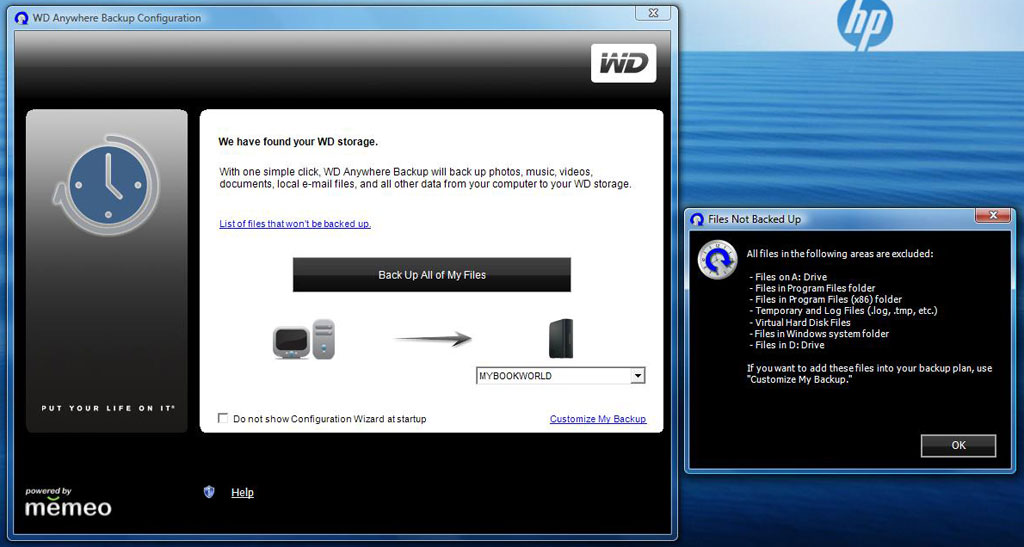 wd anywhere backup download