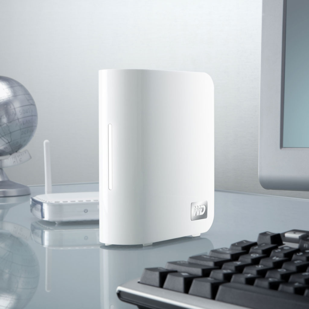 WD My Book World Edition NAS Device