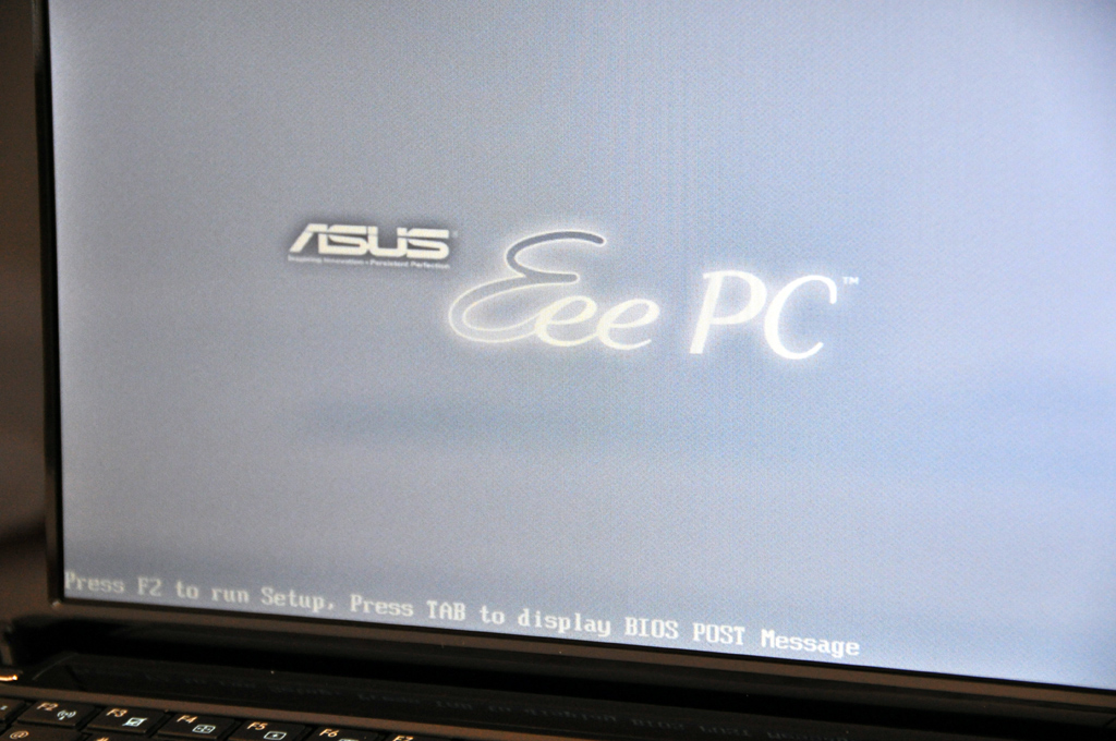 Asus Eee PC 1005HA Seashell Review