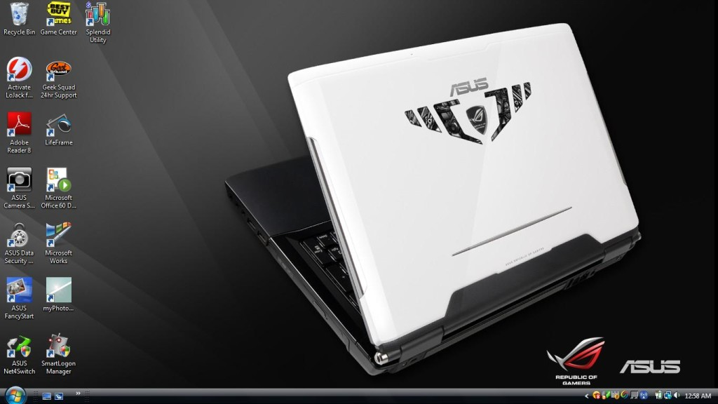 Asus G51VX-RX05 Gaming Notebook Review