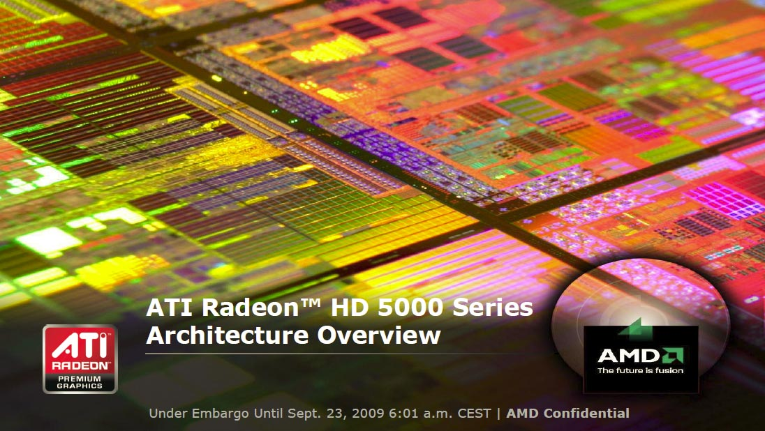 AMD ATI Radeon HD 5870: Unquestionably Number One
