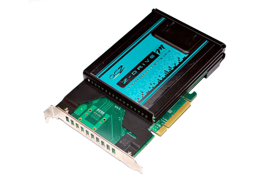 OCZ Z-Drive m84 PCI-Express SSD Review