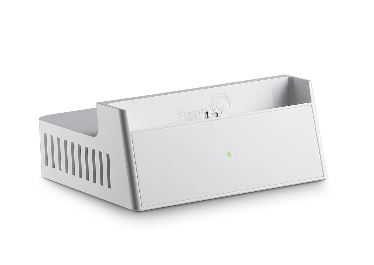 Seagate FreeAgent DockStar NAS Device Review