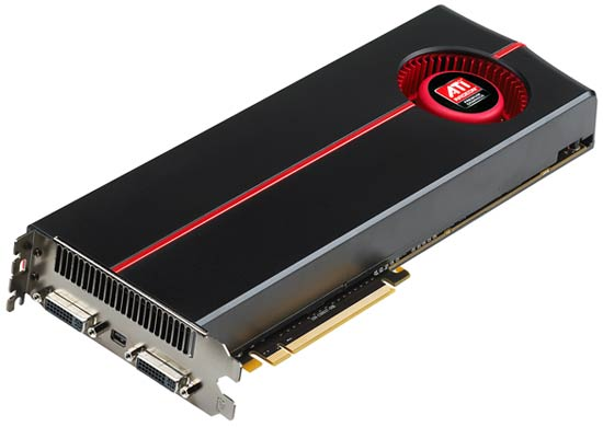 ATI Radeon HD 5970 Dual-GPU Powerhouse Review
