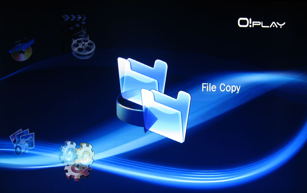 Asus O!Play HDP-R1 Digital Media Player