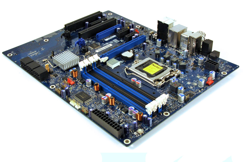 P55 Motherboard Round-up: Asus, EVGA, GB, Intel, MSI