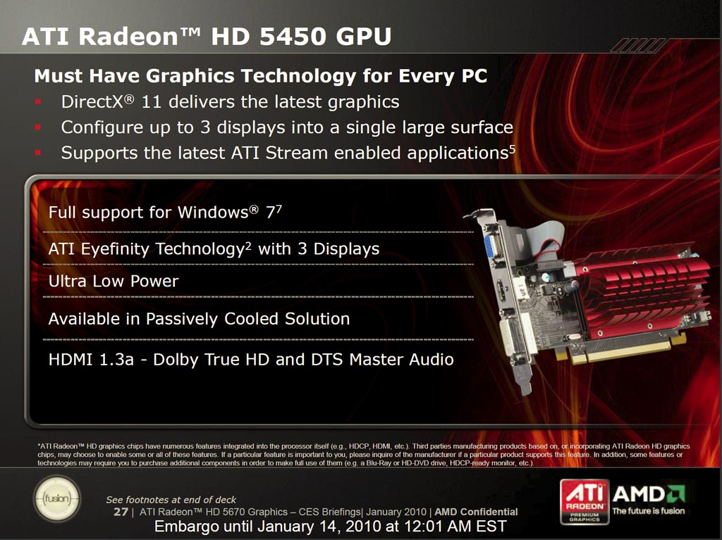ATI Radeon HD 5670: DX11 For Under $100