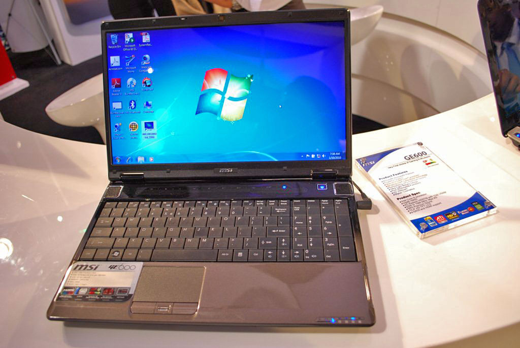 CES 2010 Highlight Wrap-Up In Pictures and Video