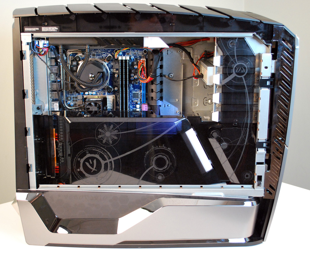 Dell Alienware Area-51 Core i7-980 X Infused Gaming PC
