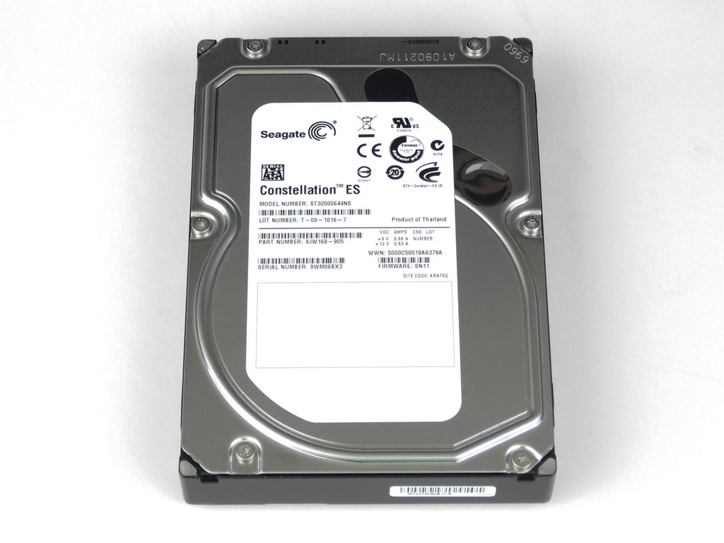 Definitive 2TB HD Roundup: WD, Seagate, Samsung
