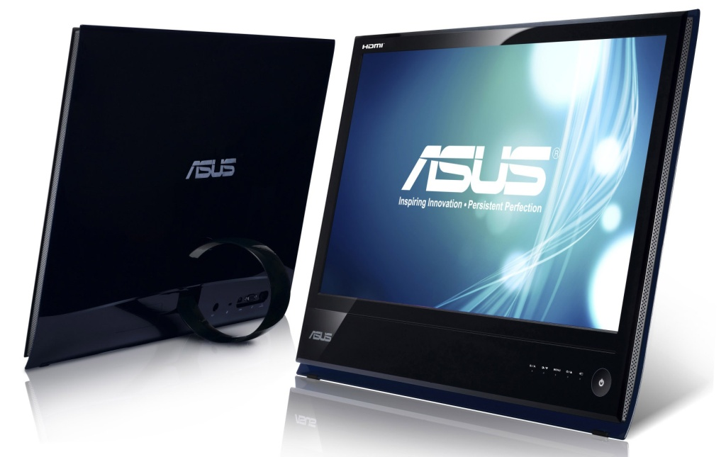 Asus MS238H LCD Monitor Review