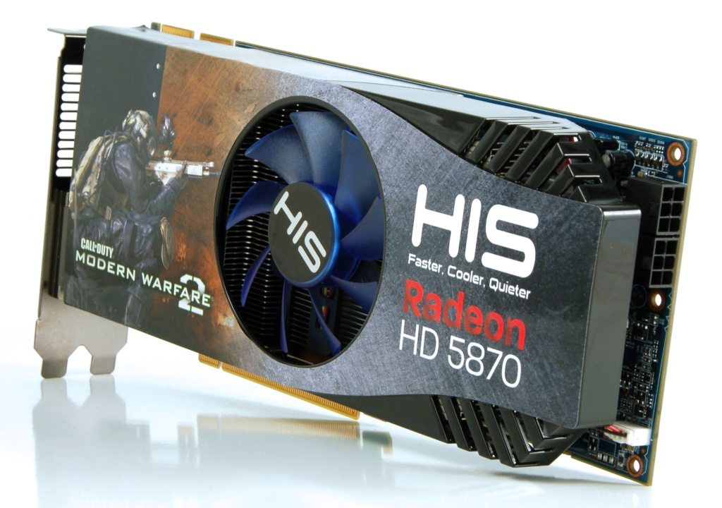 ATI Radeon HD 5870 Overclocked Round-up
