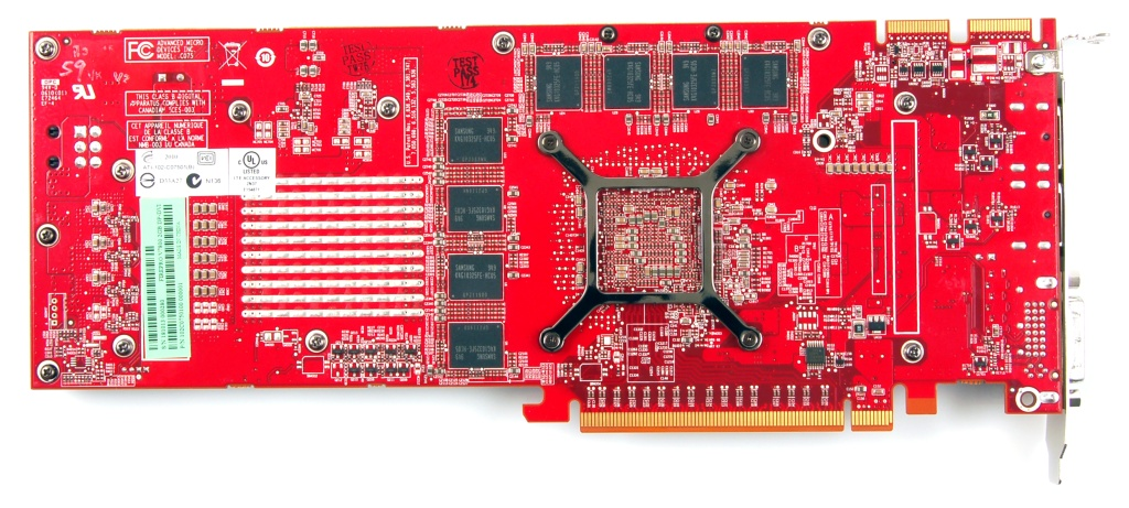 AMD ATI FirePro Round-up: V7800, V4800, V3800