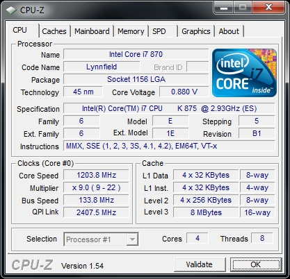 Intel Core i7-875K and i5-655K Unlocked