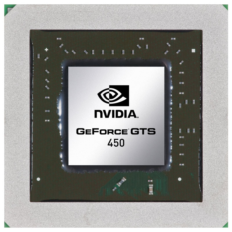 NVIDIA GeForce GTS 450 Affordable DX11 GPU