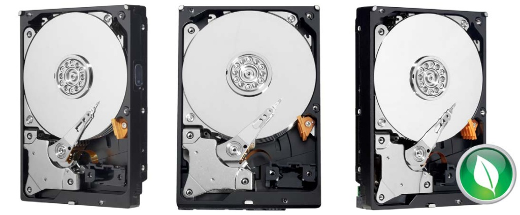 WD Caviar Green 3TB Hard Drive Review