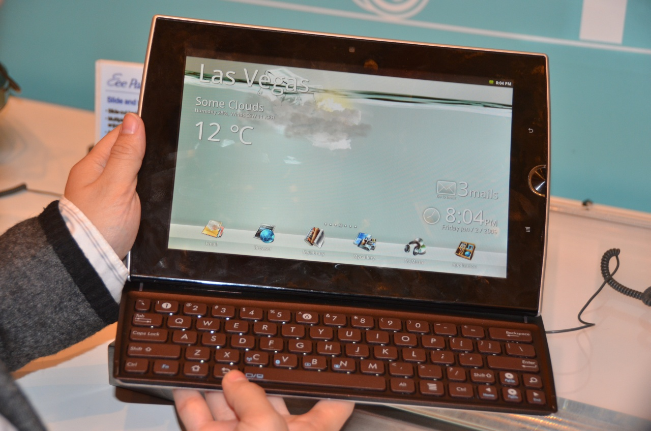 The Hottest Products of CES 2011