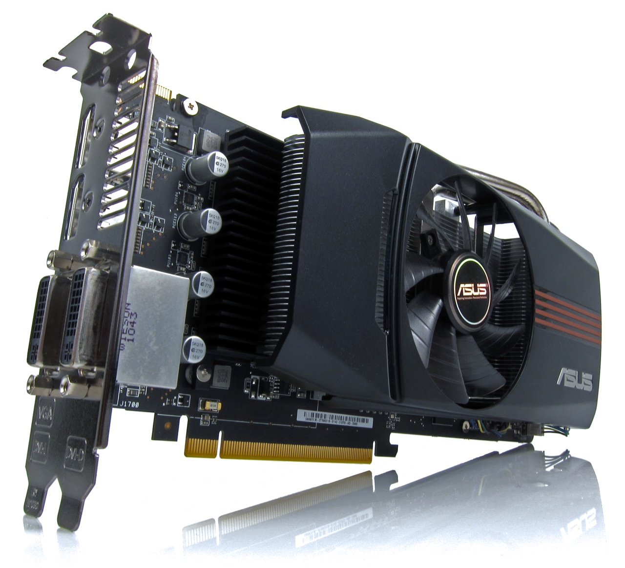 Asus DirectCU NVIDIA and AMD Graphics Round-Up