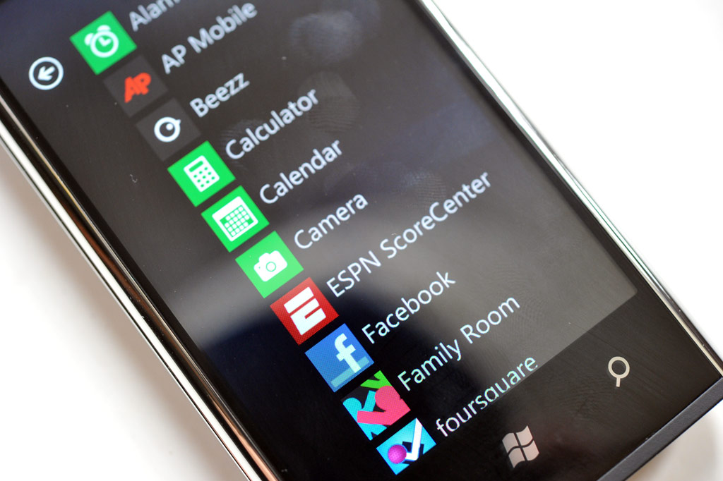 Dell Venue Pro Windows Phone 7 Smartphone Review