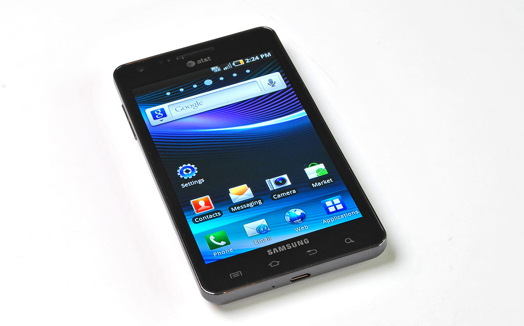 Samsung Infuse 4G Android Smartphone Review