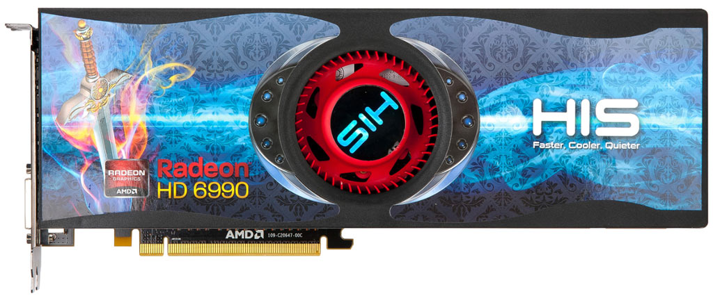 HIS Radeon HD 6990 4GB Review