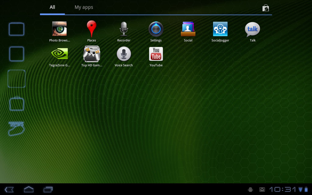 Acer Iconia Tab A500 Android Tablet Review