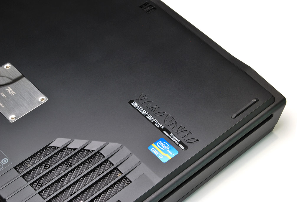 Alienware M14x Gaming Laptop Review