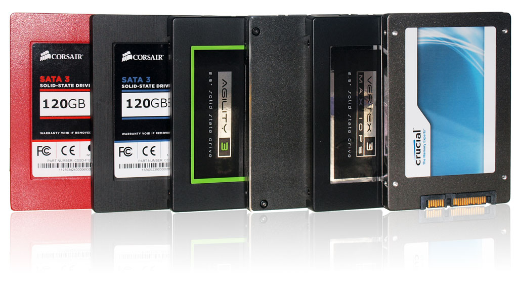 SATA III SSD Round-Up: OCZ, Corsair, Patriot, Crucial