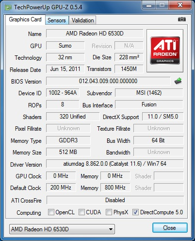 AMD A6-3650 Llano APU Performance Review