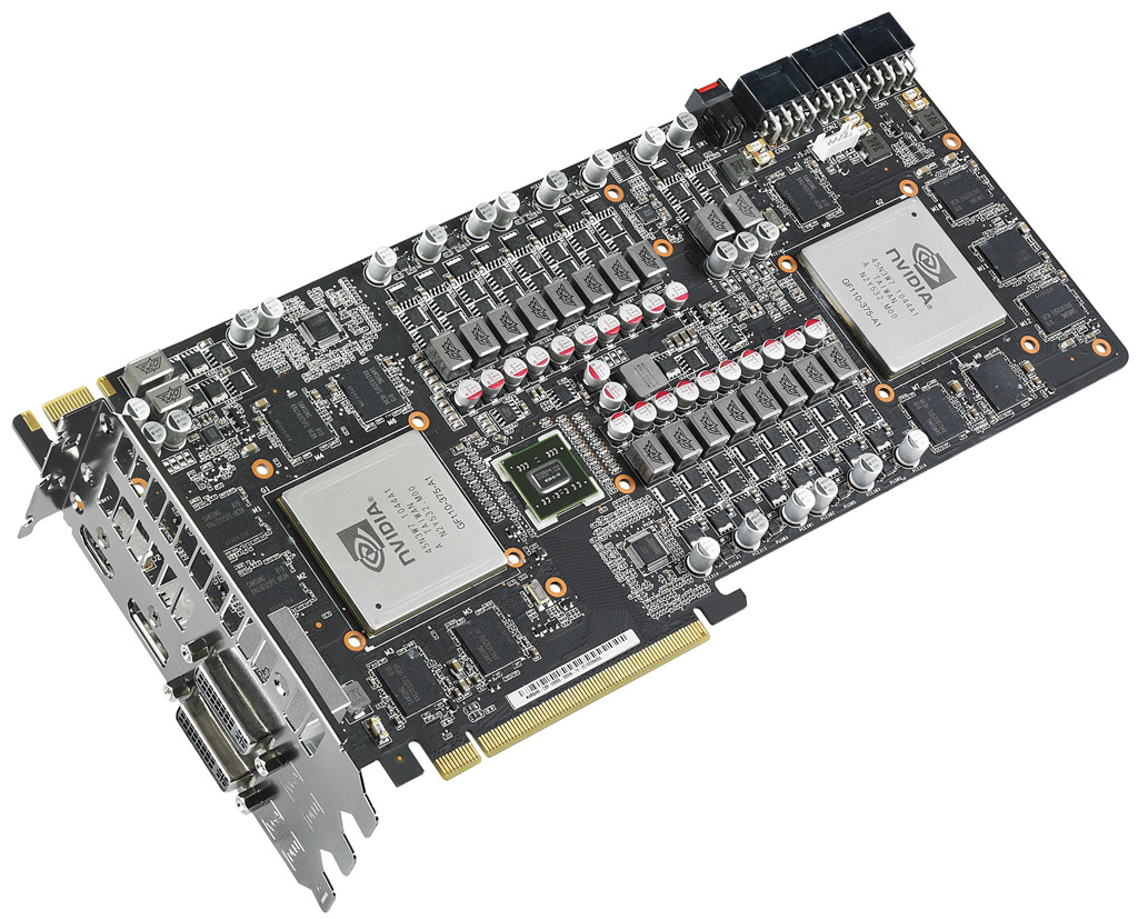 ASUS MARS II Review: GTX 580 SLI On One PCB