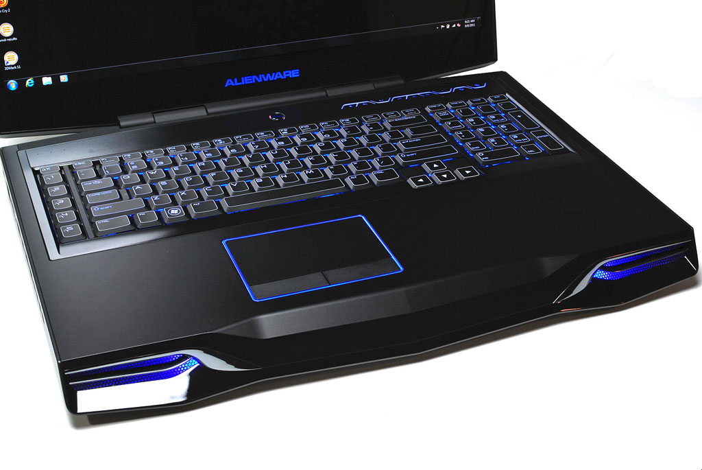 Alienware M18x Gaming Notebook: Tale of Two GPUs