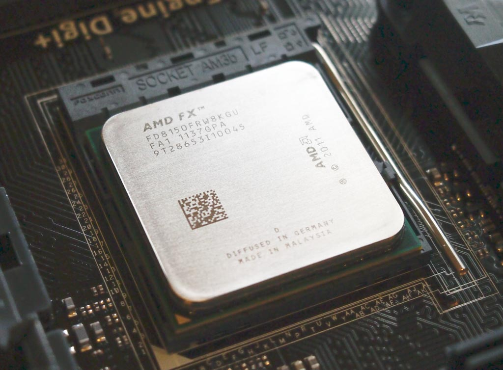 AMD FX-8150 8-Core CPU Review: Bulldozer Is Here