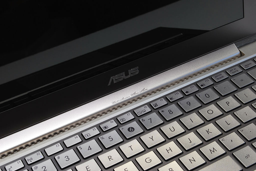 Asus Zenbook UX21 Ultrabook, The New Thin